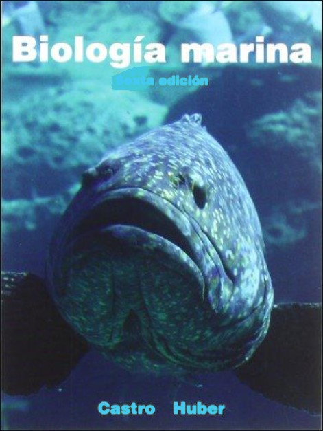 Biología Marina 6 Edición Peter Castro, Michael E. Huber en pdf