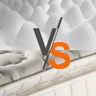 Memory Foam VS Pocket Spring Mattresses - Which You Buy