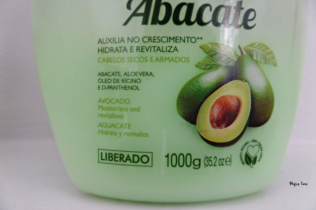 Bomba de Vitaminas de Abacate - Skala Cosméticos