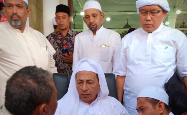 Habib Luthfi: Jangan Biarkan Pihak Lain Merusak Indonesia