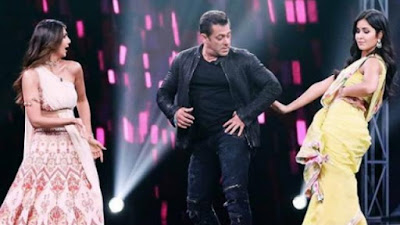 Katrina Kaif and Salman Khan dance competition with Shilpa Shetty on Super Dancer Chapter 3