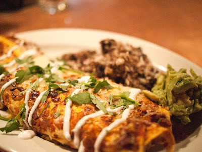 Potato Enchiladas  - tab5at