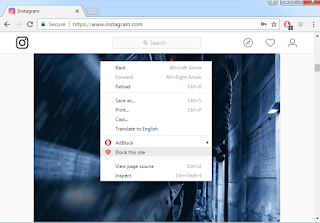 Cara Memblokir Website di Google Chrome