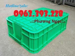 Thùng nhựa đặc B1, thùng nhựa cao 20, hộp nhựa cơ khí 53d037146be789b9d0f6