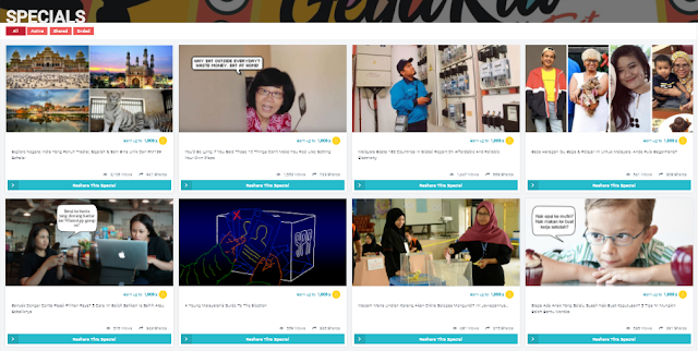 8coin : Jana Pendapatan Dan Ganjaran Di Media Sosial