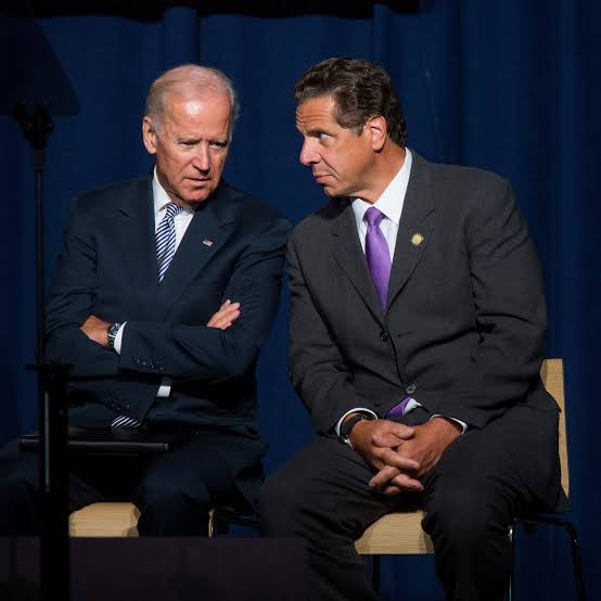 Joe Biden declines to ask for New York Governor Andrew Cuomo's resignation despite the allegations of sexual misconduct from 7 women