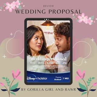 film wedding proposal