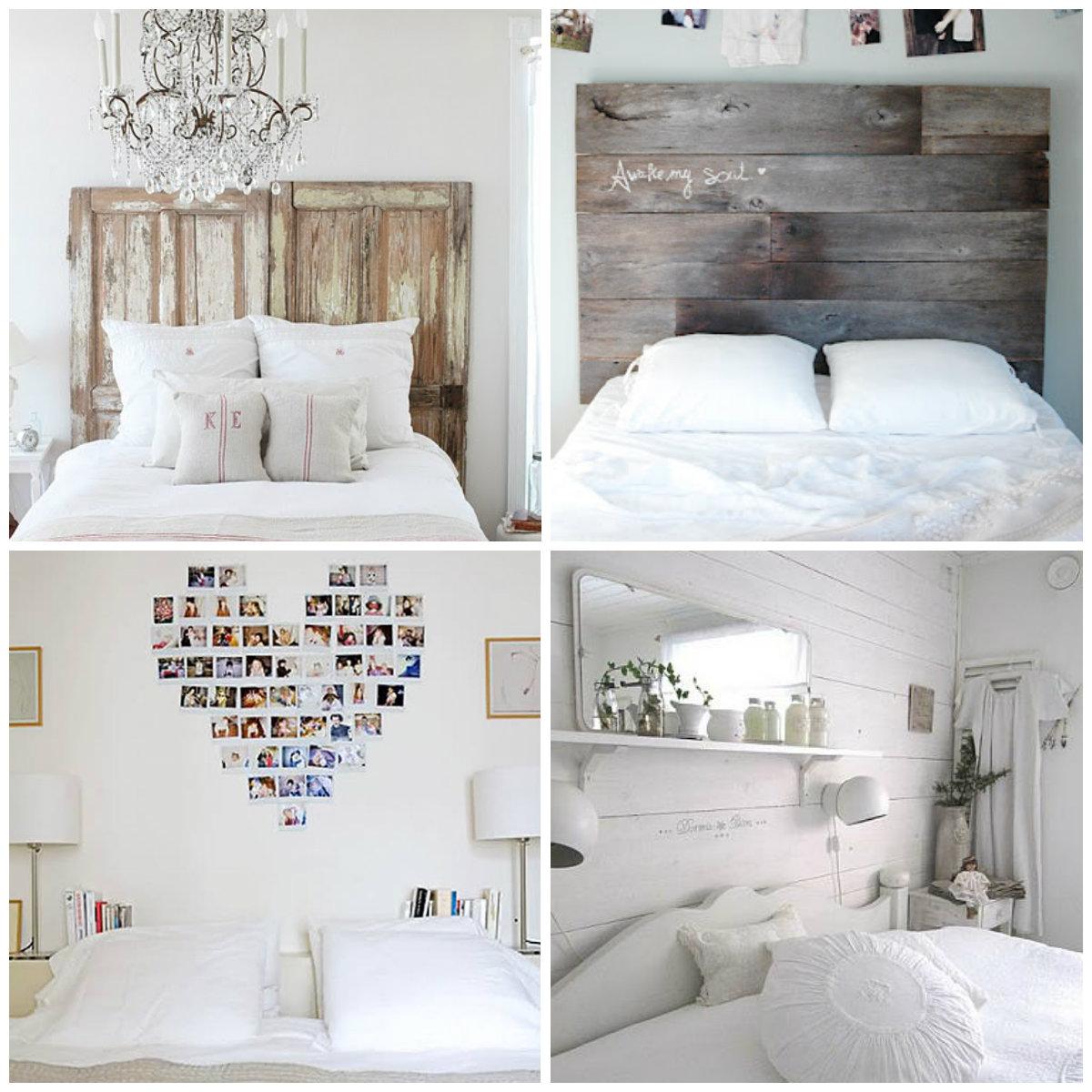 Jou jou ideas para decorar cabeceros - Ideas para cabeceros de cama originales ...