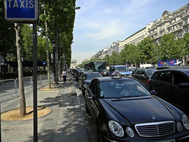 ulice Paryża, ważne miejsca