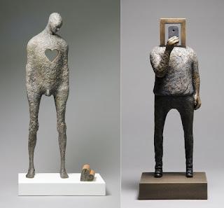 Green Pear Diaries, arte, escultura, John Morris,