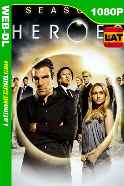 Heroes (Serie de TV) Temporada 3 (2008) Latino HD WEB-DL 1080P ()