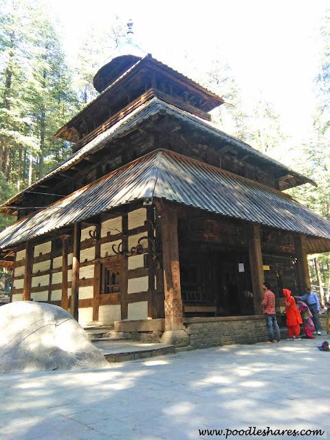 Trip to Manali - Hadimba Devi