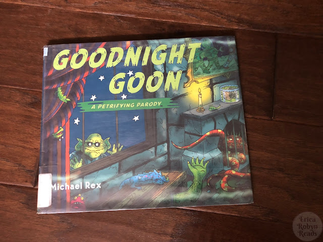 Children's Book Review of Goodnight Goon by Michael Rex