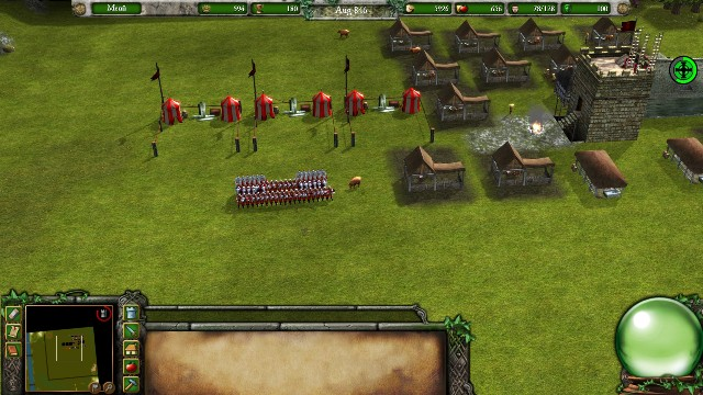 Download Stronghold Legends PC Games Gameplay