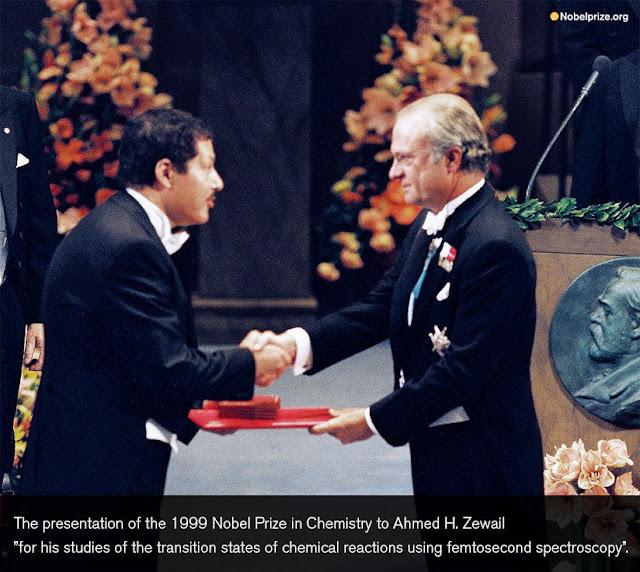 مالا نعرفه عن الدكتور أحمد زويل