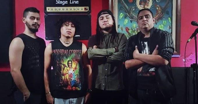 """Banda Rotten Corpse de El Salvador / EP: """"Voces de Agonía"""""""