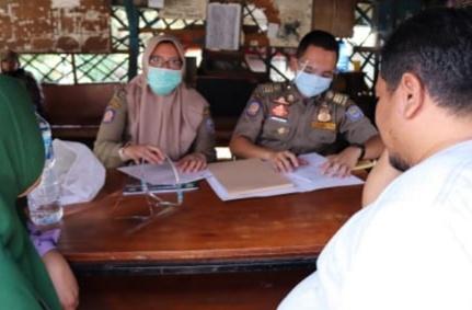Satpol PP Kota Bandung Perketat Protokol Kesehatan 86 Warga Terjaring Operasi AKB