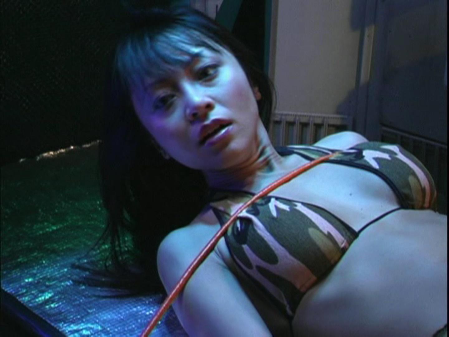 Pretty boob latina