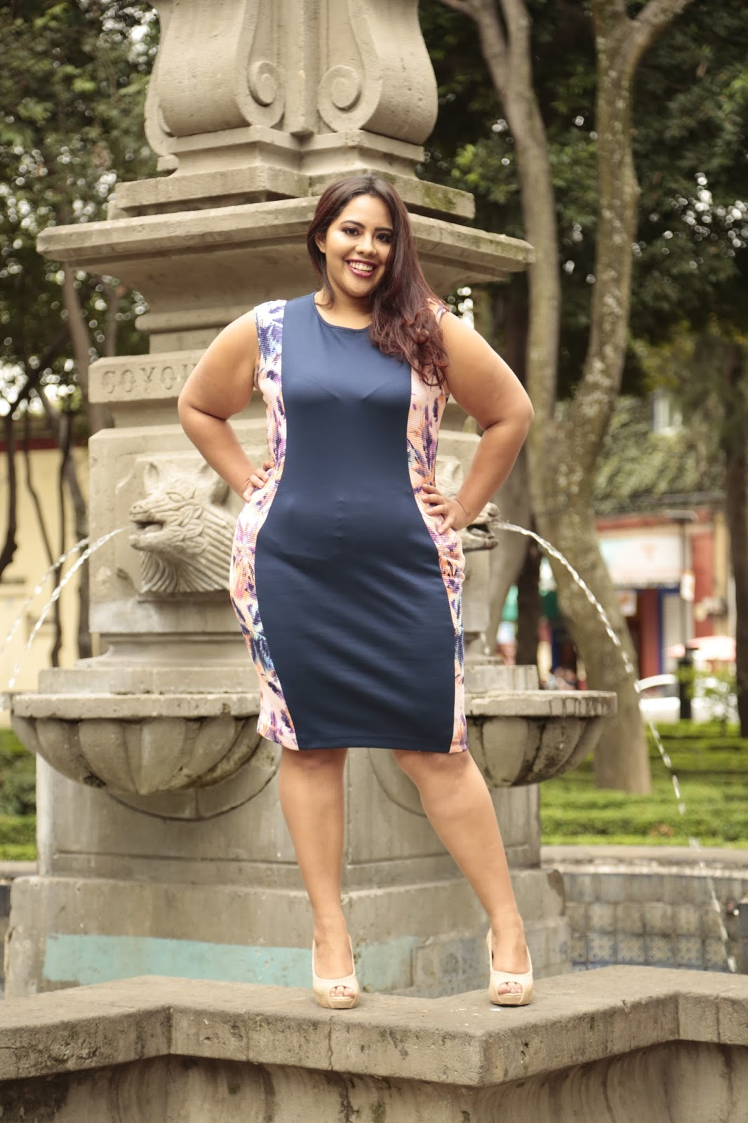 Culona de vestido de rayas - 3 part 2
