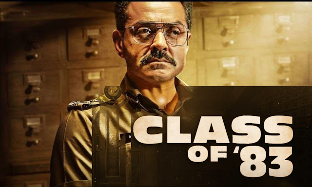 Class of 83 - Bobby Deol - Netflix Full Movie Review
