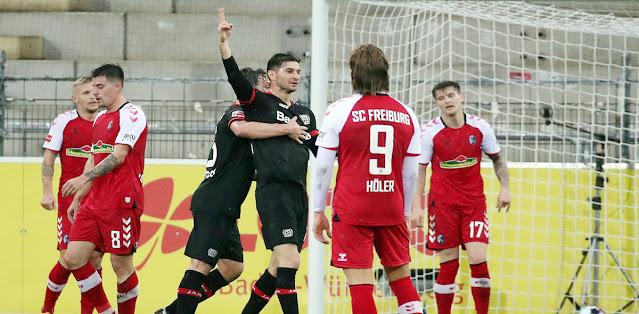 Freiburg vs Bayer Leverkusen – Highlights