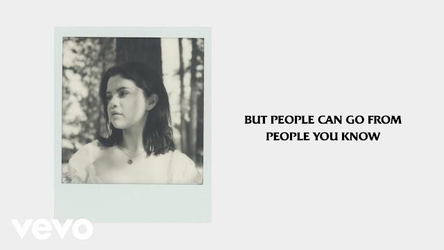 Selena Gomez - People You Know Lyrics