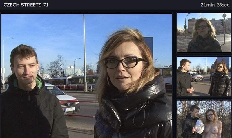 Czech Streets Jitka Full Video