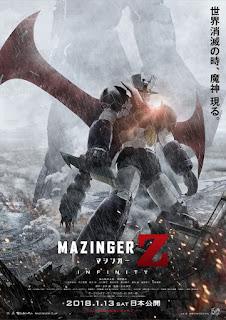 Baixar Mazinger Z: Infinito Torrent Dublado