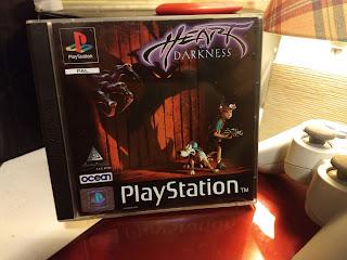 hearth of darkness sony playstation