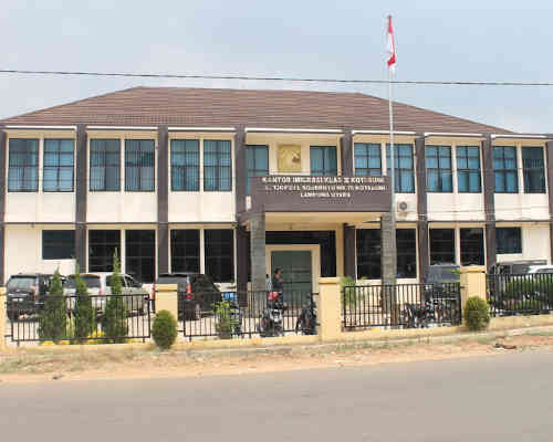 Alamat Telepon Kantor Imigrasi Kotabumi - Lampung Utara