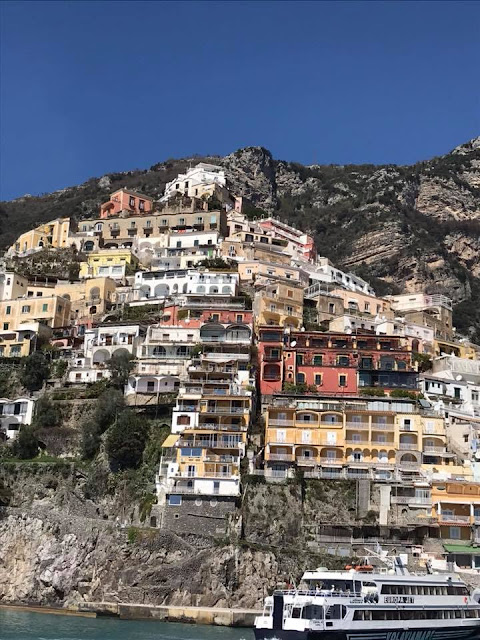 Beautiful image of Positano