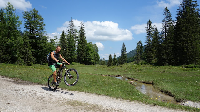Upper Bavaria Mountainbike