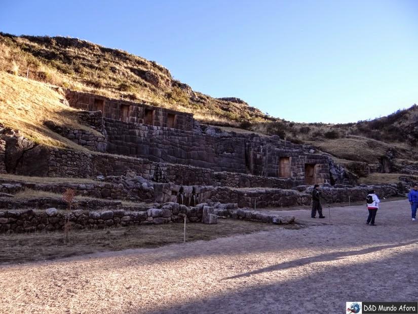 Tambomachay - 5 lugares incríveis no Peru com criança