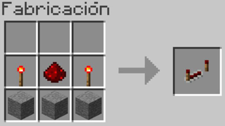 The signal from a repeater has a range of up to 15 blocks