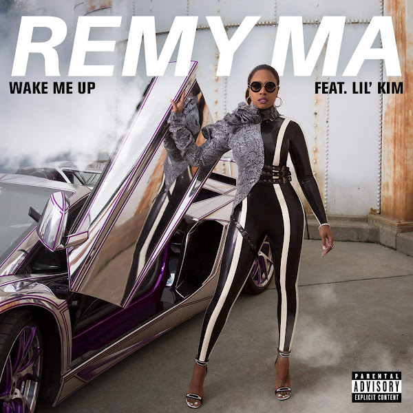 Remy Ma - Wake Me Up (feat. Lil' Kim) - Single Cover