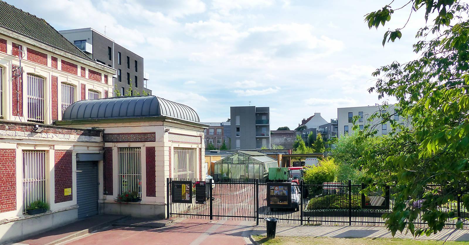Tourcoing - Direction des Parcs et Jardins