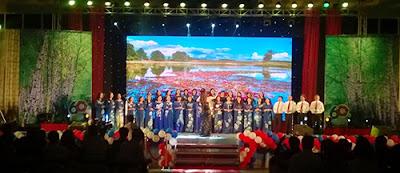 Đơn vị cung cấp màn hình led p2 trong nhà tại Hà Nội