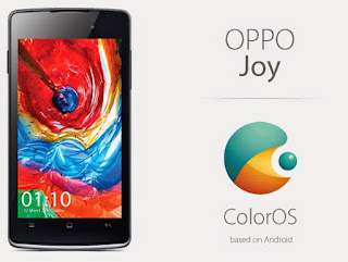 Install ROM OPPO JOY (R1001) WIHT SP Flash Tool