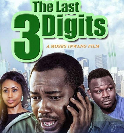 the last 3 digits nigerian movie