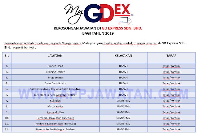 GD Express Sdn. Bhd.