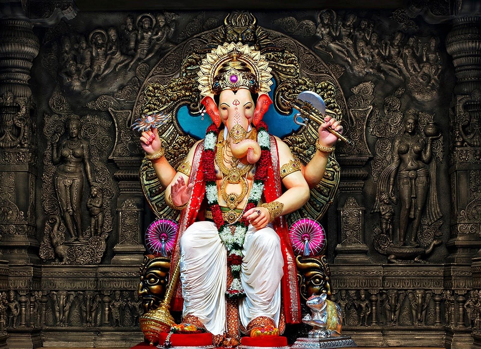 Lord ganesh hd wallpapers devationals - Ganesh bhagwan image hd ...