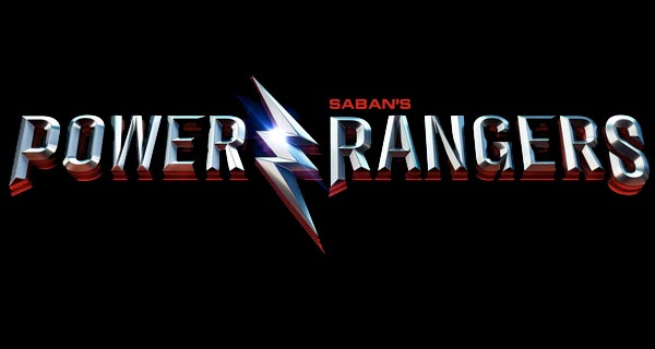 Logo Power Rangers 2017