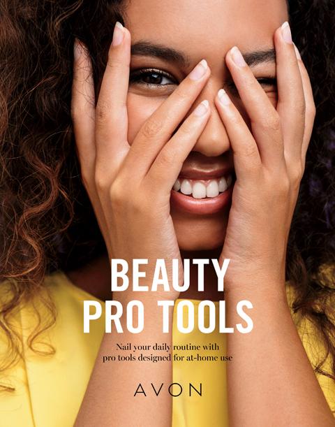 Beauty Pro Tools - AVON Campaign 21 2020