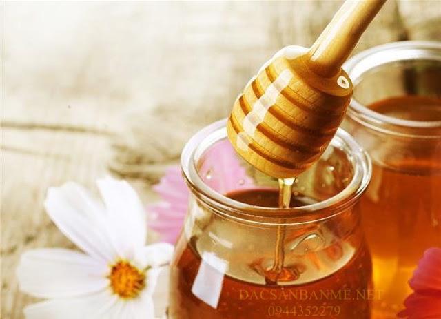 mật ong kị với thực phẩm nào