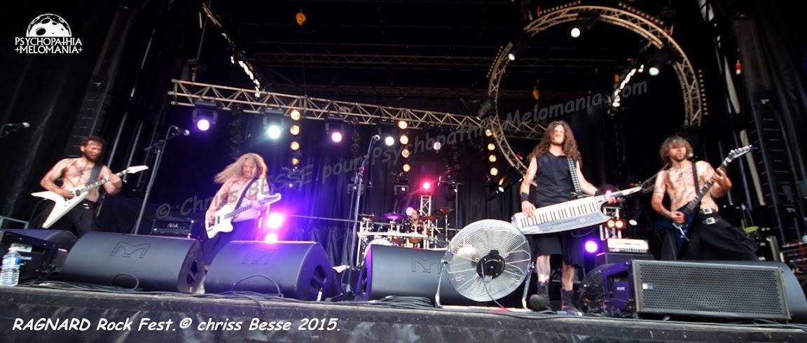 Aktarum @Ragnard Rock Fest 2015, Simandre-sur-Suran 19/07/2015