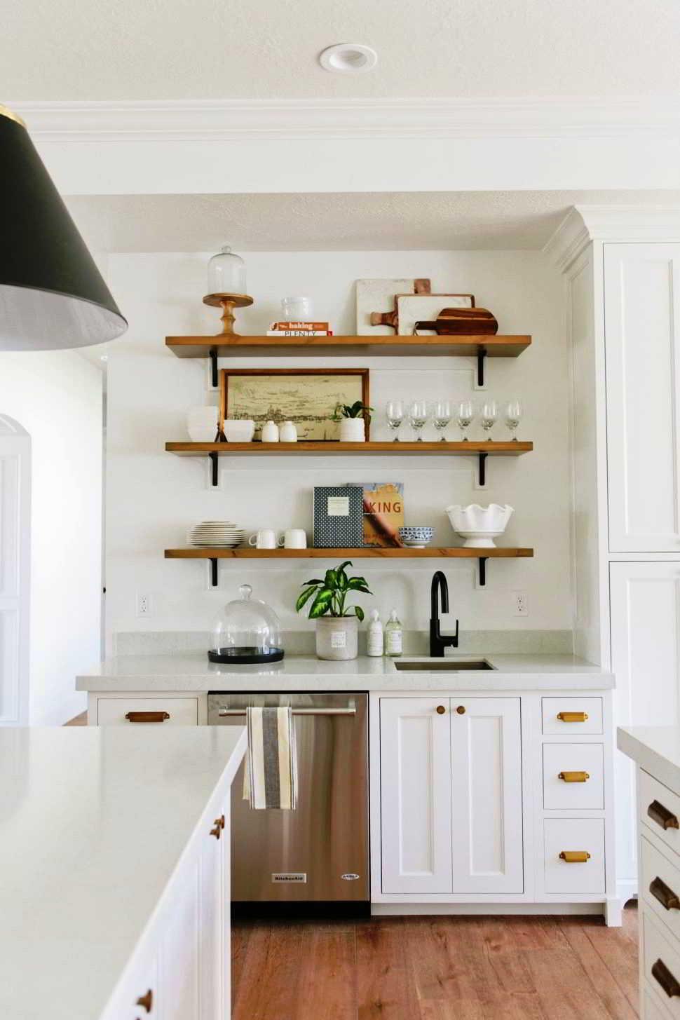 30+ desain dapur tanpa kitchen set & cara menatanya