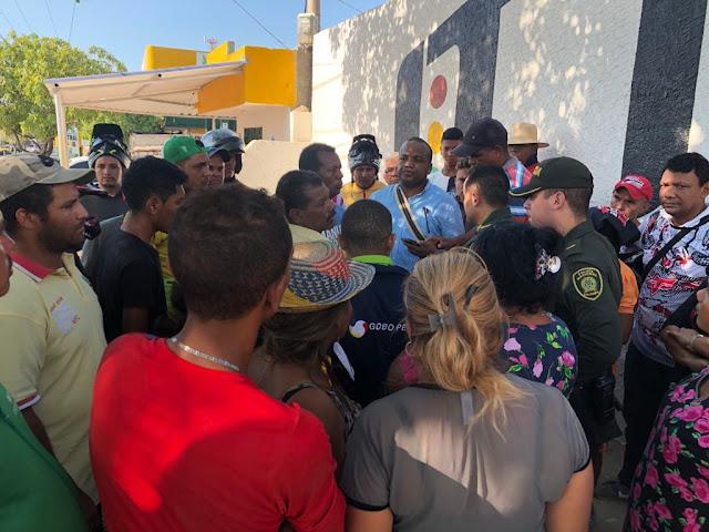 Alcaldía de Riohacha interviene ante ASAA por crisis de agua potable