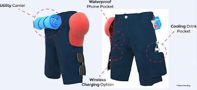 Zeki Smart Shorts