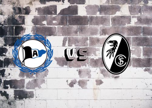 Arminia Bielefeld vs Friburgo  Resumen