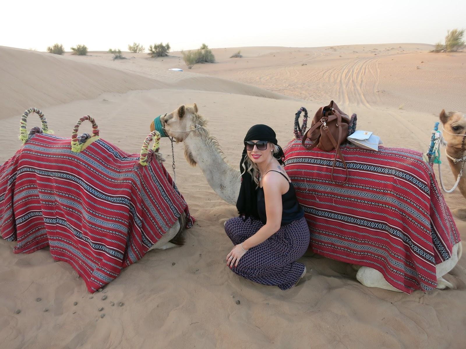 platinum heritage camel ride dubai